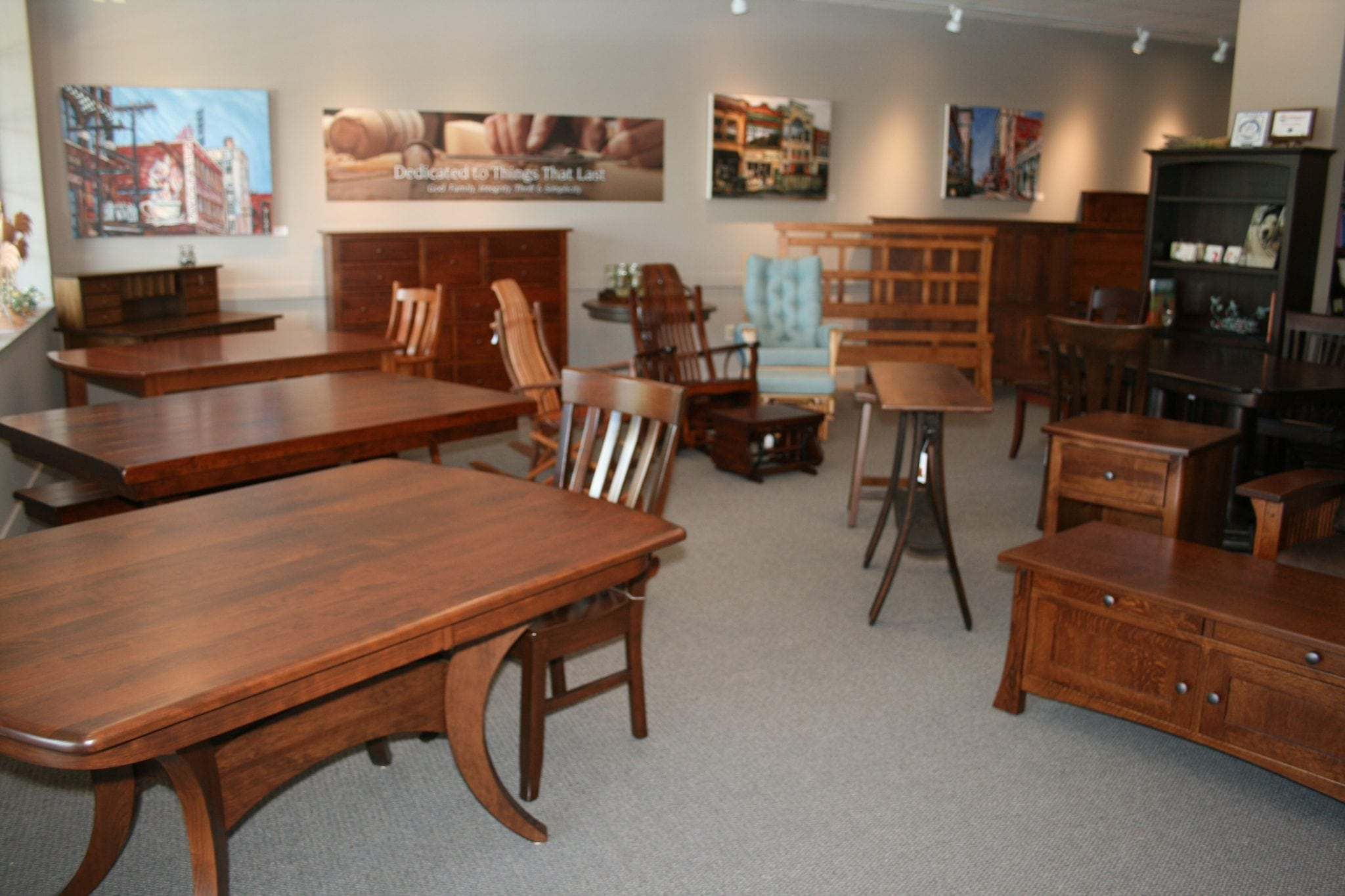 East Tn Mountain Views Discover Sustainable Furniture