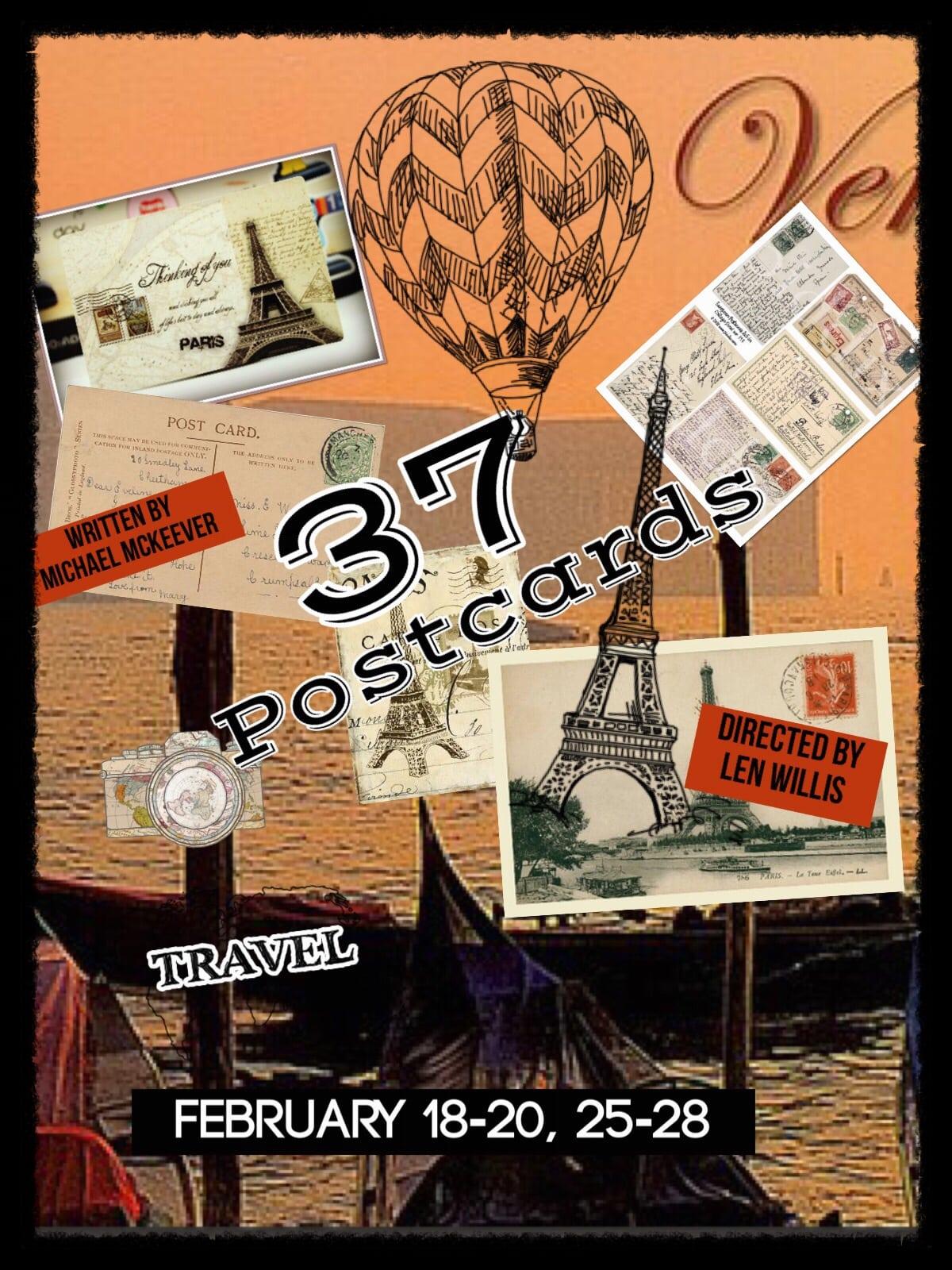 Маккивер пьеса 37 открыток